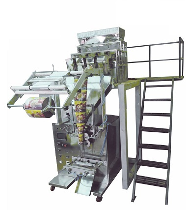 Weight Filler Pouch Packing Machine