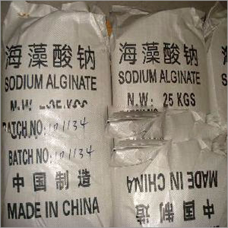 Pharmaceutical Grade Sodium Alginate