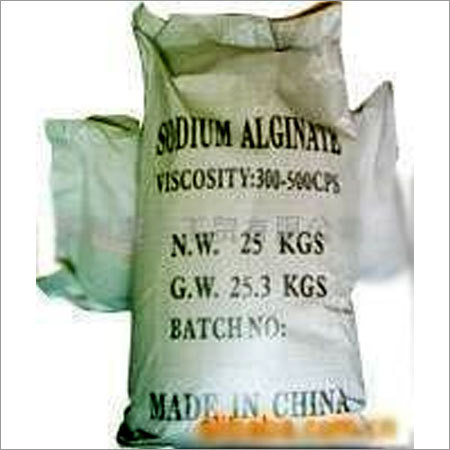 Reactive Dye Auxiliary Sodium Alginate
