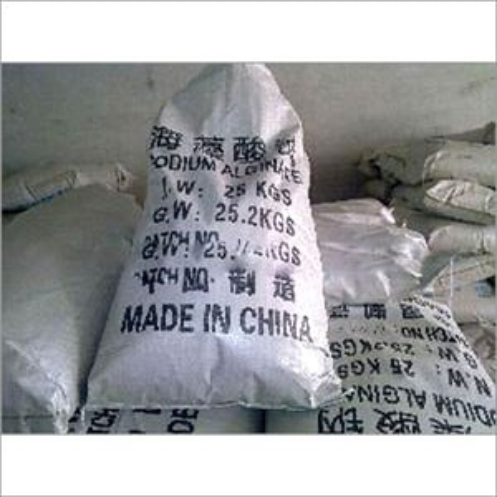 Sodium Alginate Textile Viscocity
