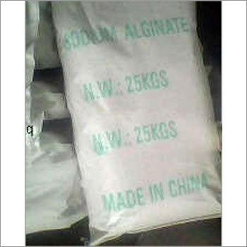Sodium Alginate for Printing (YF-001)