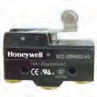 Honeywell Limit Switch BZC-2RW822-A2