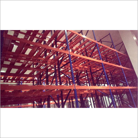 Industrial Heavy Duty Racking System