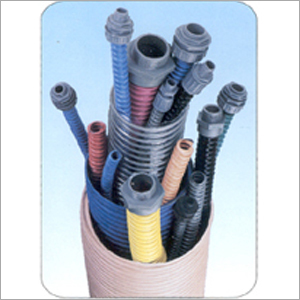Industrial SWR PVC Flexible Pipe
