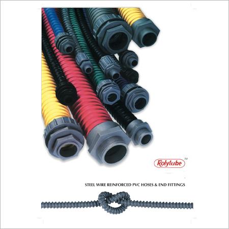 Steel Reinforced Pvc Flexible Pipe