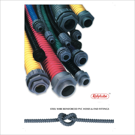 Steel Reinforced Pvc Flexible Pipe