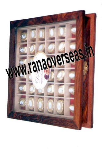 WOODEN SWEET BOXES