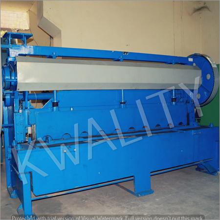 Mechanical Shearing Machine