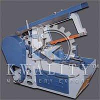 Metal Cutting Hacksaw Machine