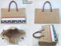 Canvas Shopping Carry Bag