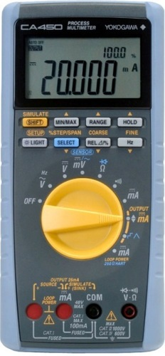 Process Multimeter Cum Calibrator