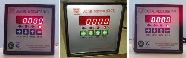 Digital Timers/Counters Indicators