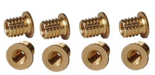 Brass Collar Head Insert