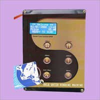 Water Vending Machine Control Panel System
