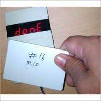 Smart Card Vending Machine