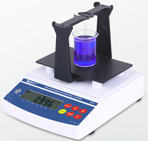 Ethanol Concentration and Density Tester