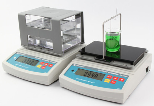 Solid,Liquid,Powder Density Meter