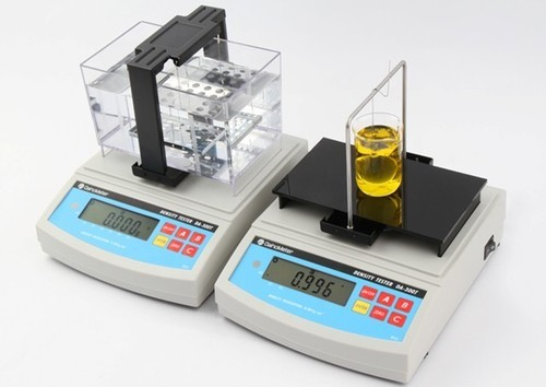 Gravity Meter for Solids and Liquids