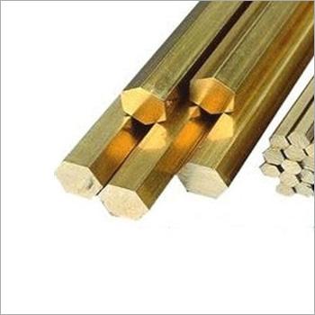 Brass Hex Rods