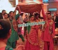 Punjabi Wedding Phulkari Umberala