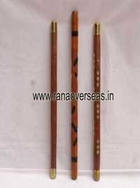 WOODEN WALKING STICKS