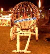 Wedding Dulhan Entry Cinderela Buggy