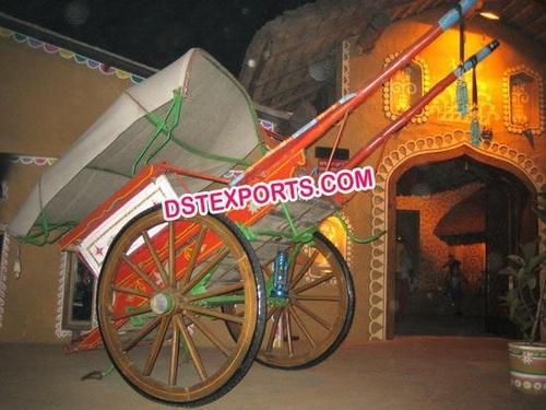 Punjabi Tanga For Hotel Decors