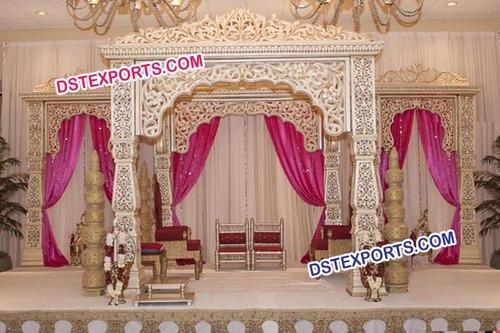 Bollywood Stylish Wedding Mandap