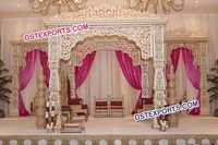 Bollywood Stylish Wedding Mandap
