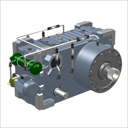 Single Screw Extruder Gearbox