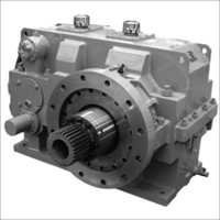 Conical Twin Screw Extruder Gearbox