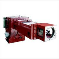Parallel Rotating Twin Screw Extruder Gearbox