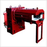 Vertical Conical Twin Screw Extruder Gearbox