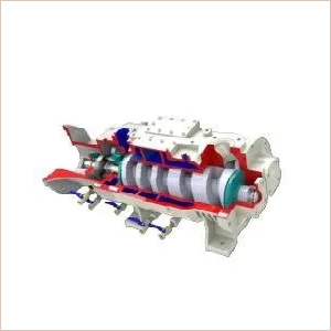 Screw Type Dry Vacuum Pump