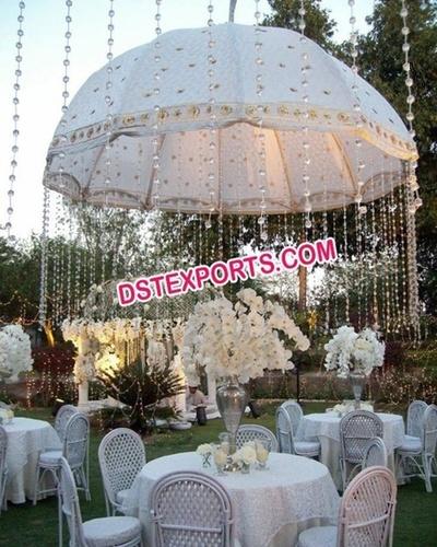 Wedding Stage Embrodried Umbrella/Wedding Umbrella