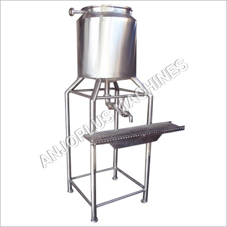 Insulated Filling Tank