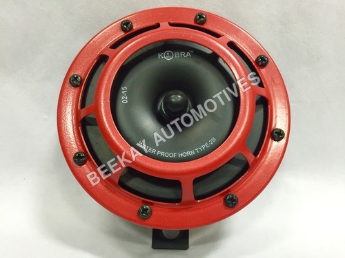 ELECTRIC HORN RED GRILL