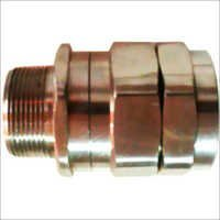 Flame Proof Double Compression Cable Gland