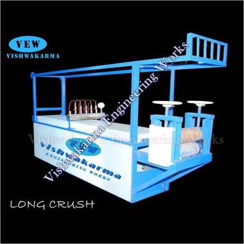 Rope Crush Machine