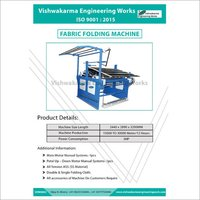 Fabric Folding Machines