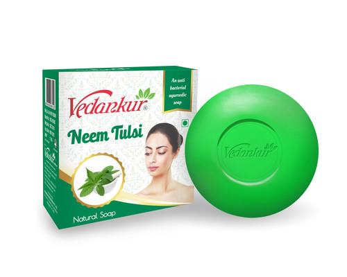 Natural Neem Tulsi Soap