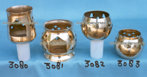 Brass T Light Votives