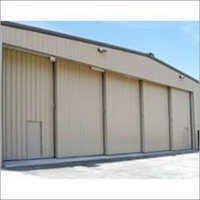 Sliding Hangar Gates