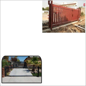 MS Sliding Gates