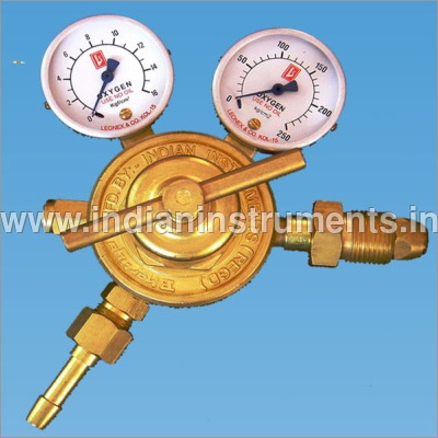 Double Meter Oxygen Gas Regulator