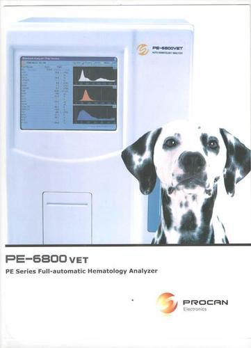 Fully Automatic Vet Hematology Analyzer