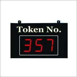 Token Display Board