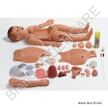 Advanced Multi-Functional Child Nursing Manikin UNISEX