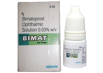 Bimat Bimatoprost Ophthalmic 0.3%