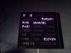 Word Clock